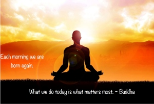 Spirit Butterfly BUDDHA quote Born again June 2015